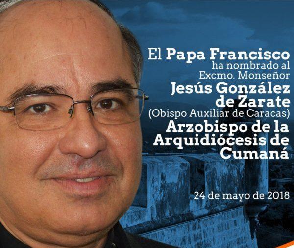 Mons. Jesús González de Zarate